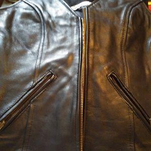 UNIK Premium Leather Vest